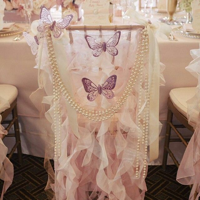 Pin By Rosy Dew On Party Ideas Baby Shower Chair
