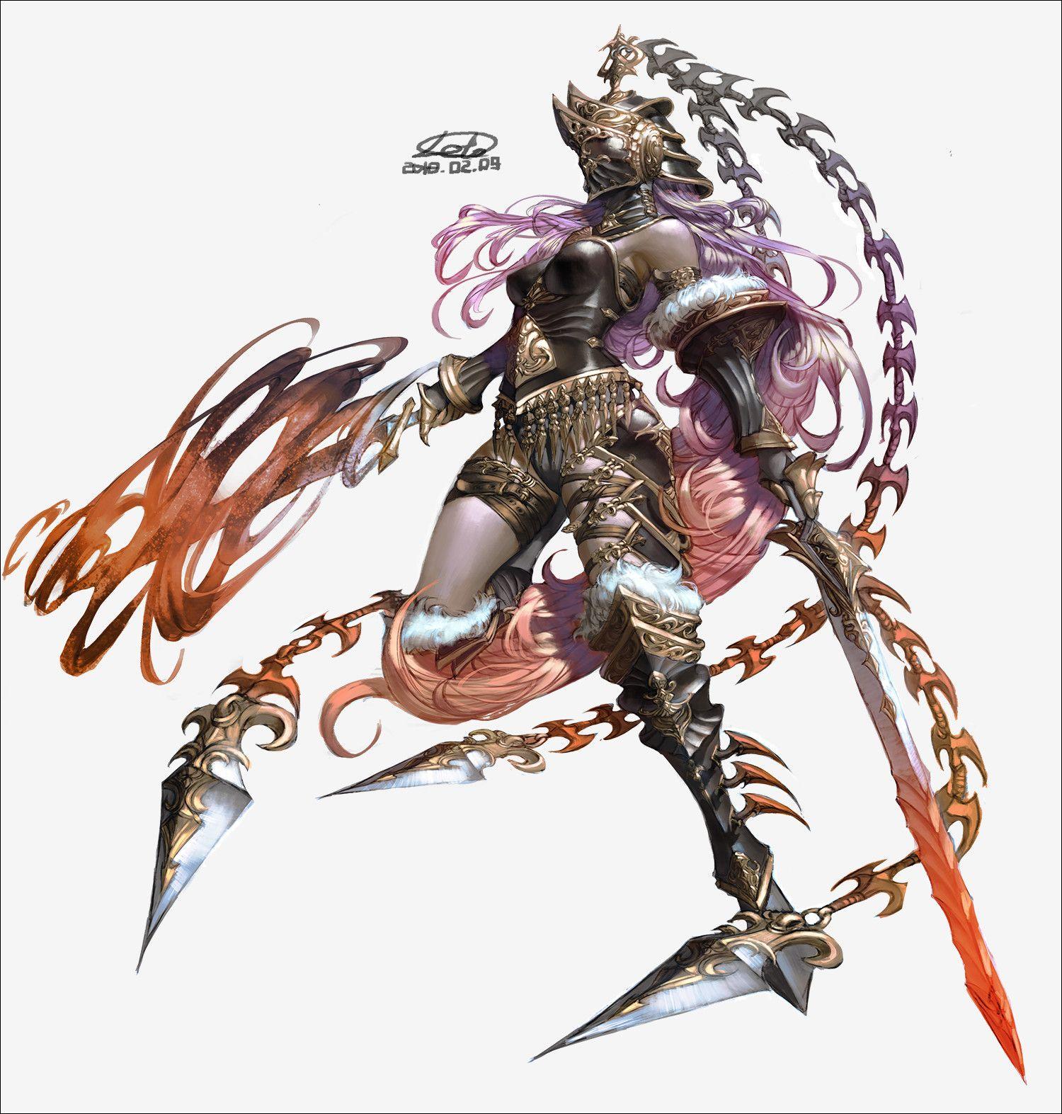 Rinmaru GamesManga Creator Fantasy World page.1