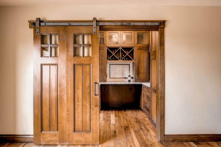 Puertas correderas diseño tipo granero, más de 70 ideas increíbles ...