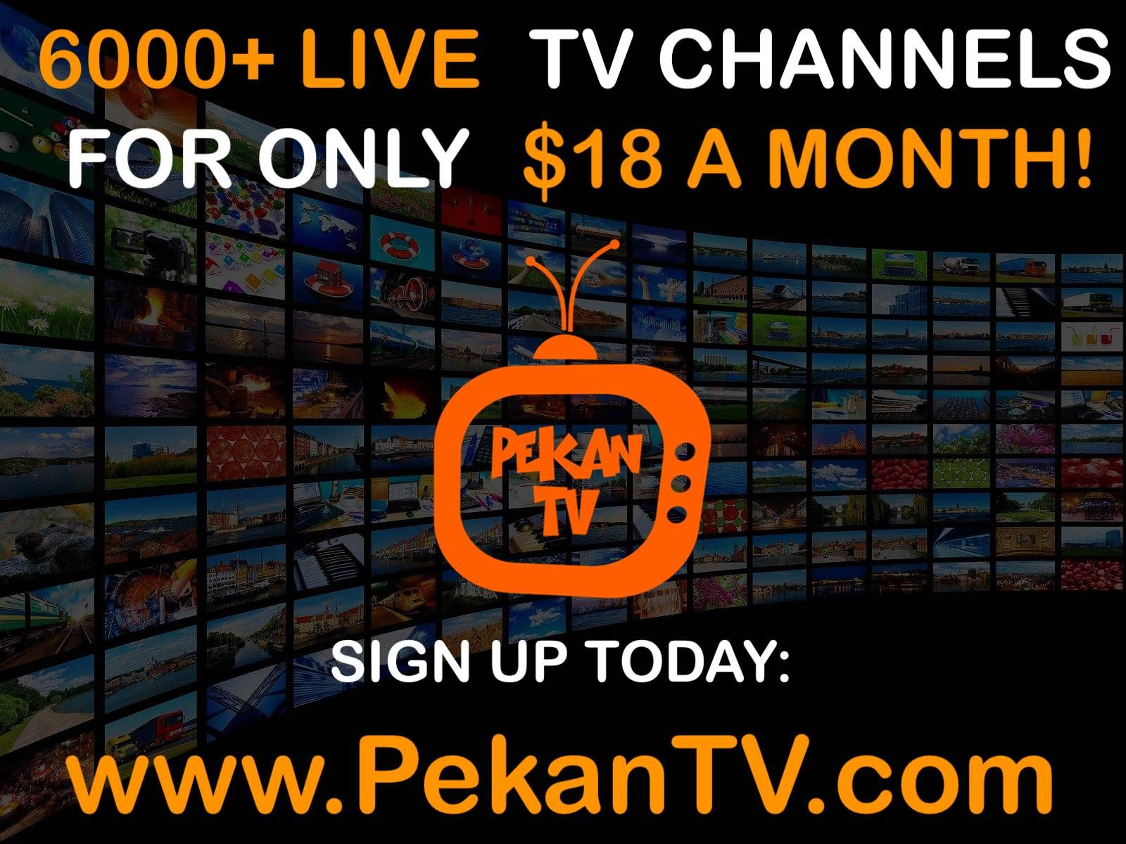 This is the best IPTV Service in all of US, Canada & UK