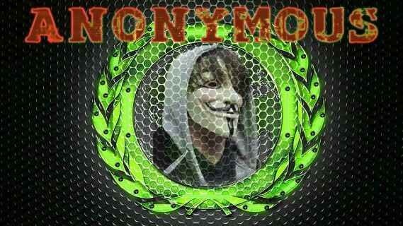 Proud to be Anonymous....
