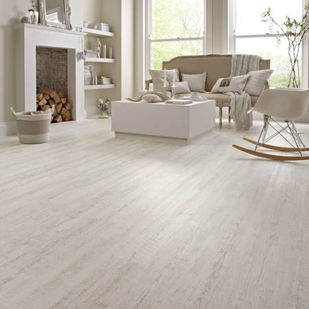 Kp105 White Painted Oak Living Room Flooring  Knight Tile  Tiled Cool Floor Tiles Design For Living Room Decorating Inspiration