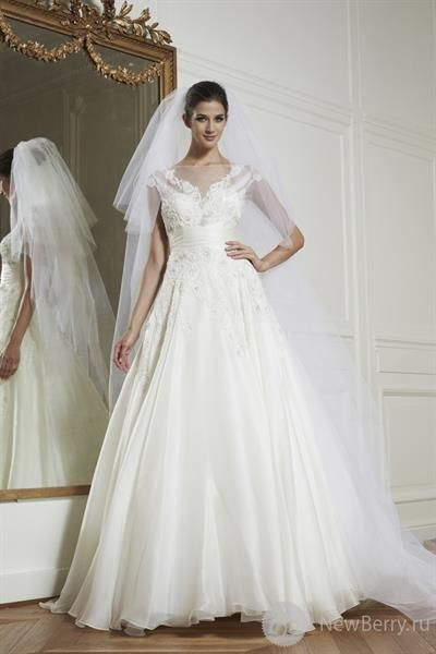 Свадебное платье зухаир мурада фото