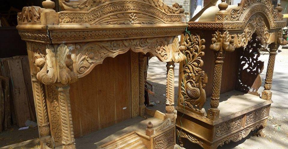 Sanctum Makers wood work ahemdabad  Indian Crafts  Pinterest
