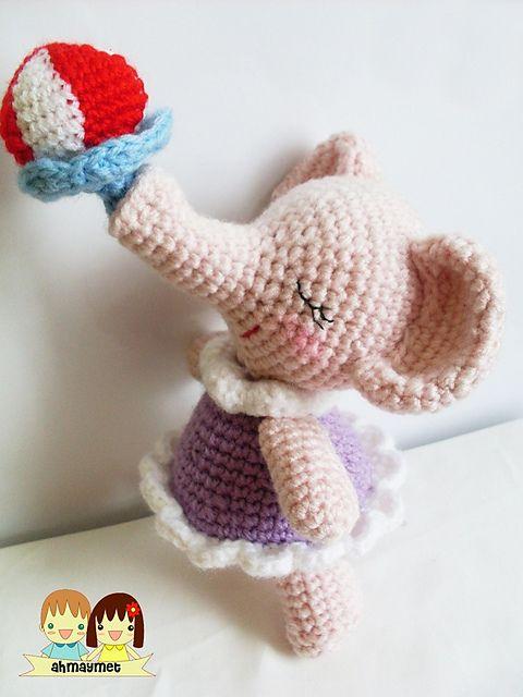 http://www.ravelry.com/patterns/library/babygirl-elephant