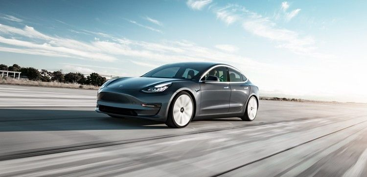 Watch Tesla Model 3 Dual Motor Accelerate From 0 To 60 Mph Electrek Used Luxury Cars Electric Cars Tesla S