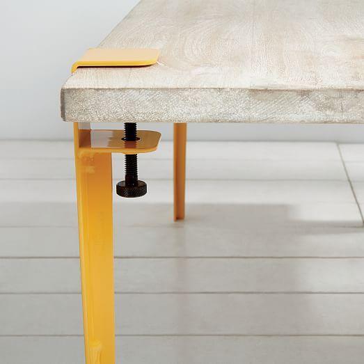 Floyd Table Legs Westelm Table Legs Pinterest Hardware - West elm table legs