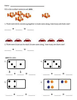 1st Grade Math | First Grade Math - Basic Addition/Subtraction