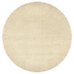 This Manhattan Plush Ivory Rug Is Perfect For Updating Your Flooring