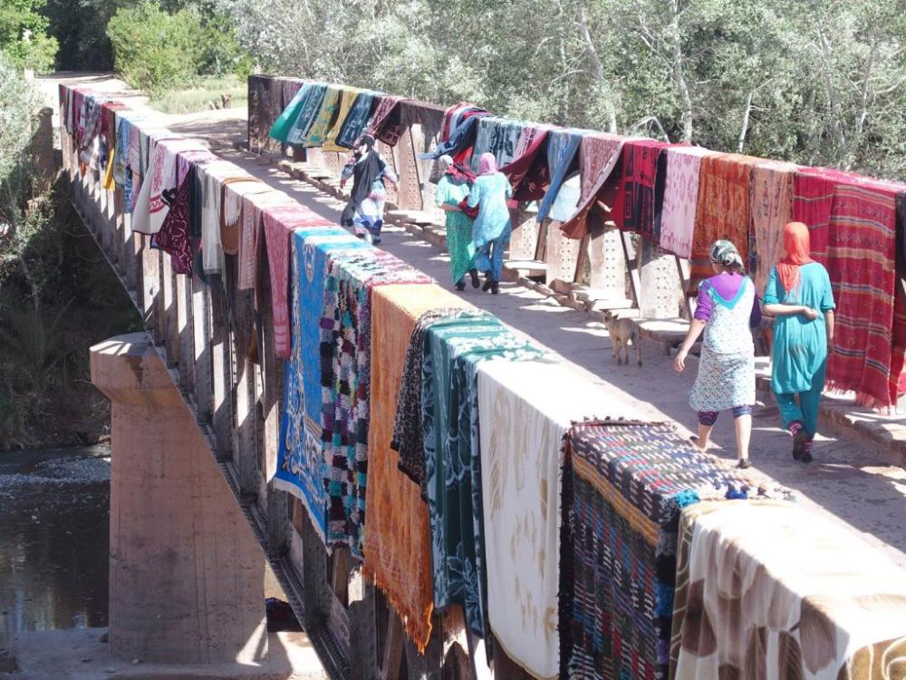 Voyage jeune adulte Maroc - Trek Toubkal entre jeunes