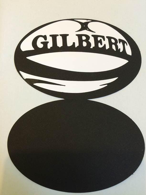 carte d anniversaire ballon de rugby