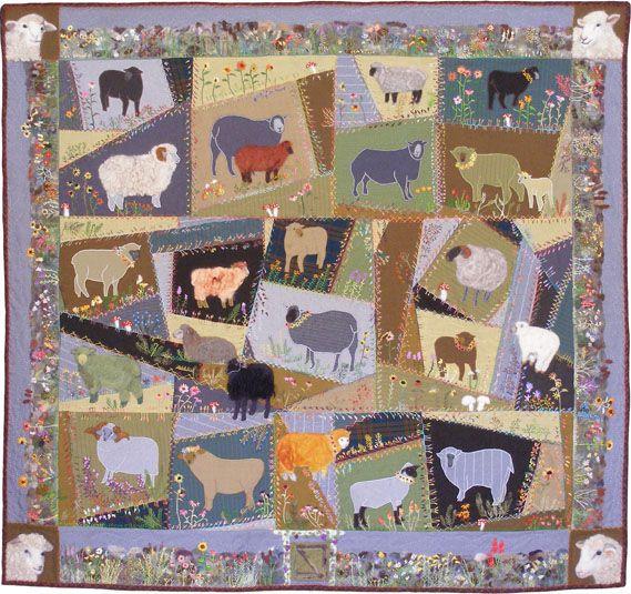 sheep quilt!