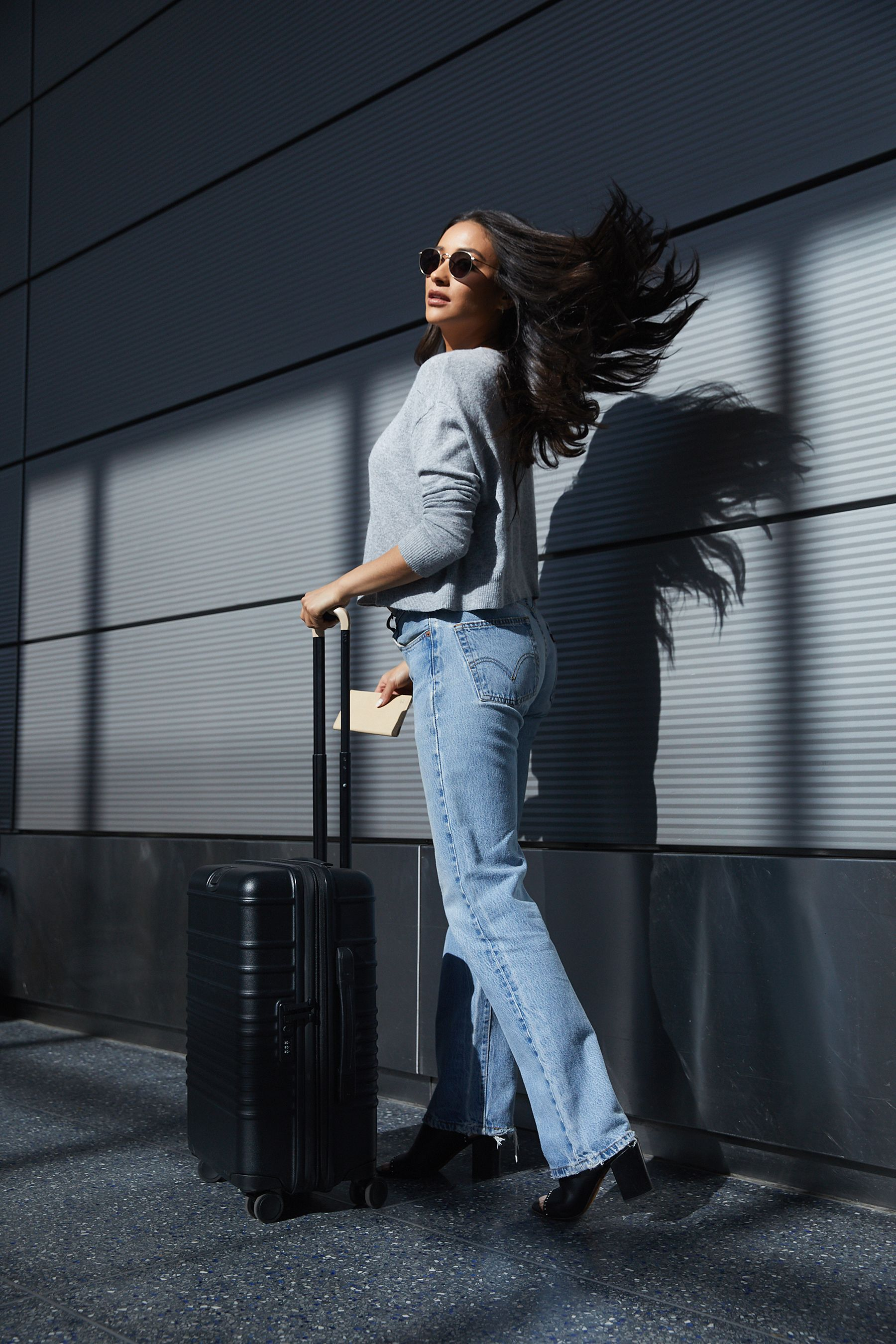 Shay Mitchell Just Designed the Perfect Luggage for