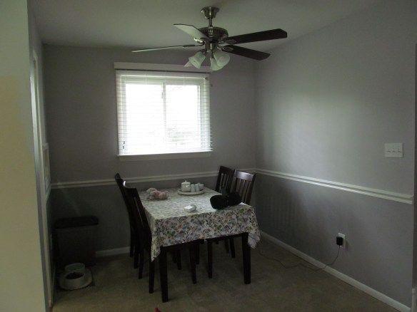 A Lovely Shade Of Gray Grey Walls Farm House Living Room