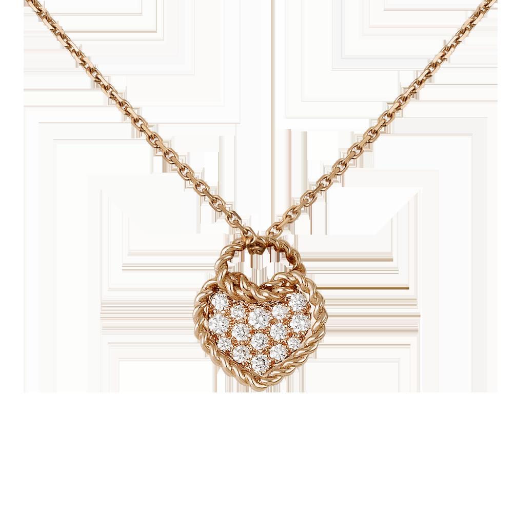 14K Gold Infinity Symbol Cutout Disc Necklace by JEWLR