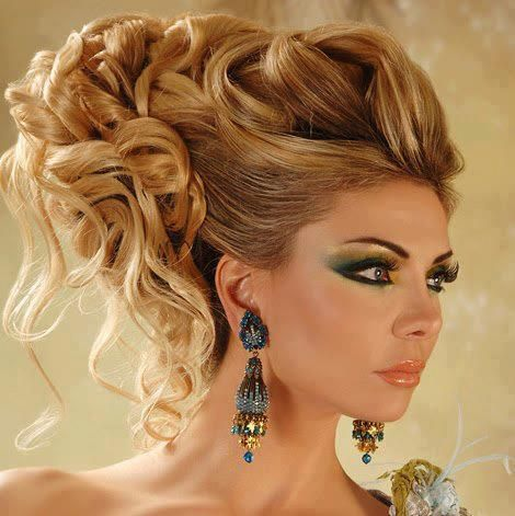 Http Www Stylisheve Com Bridal Hairstyles 2013 Haar Styling Coole Frisuren Brautfrisur