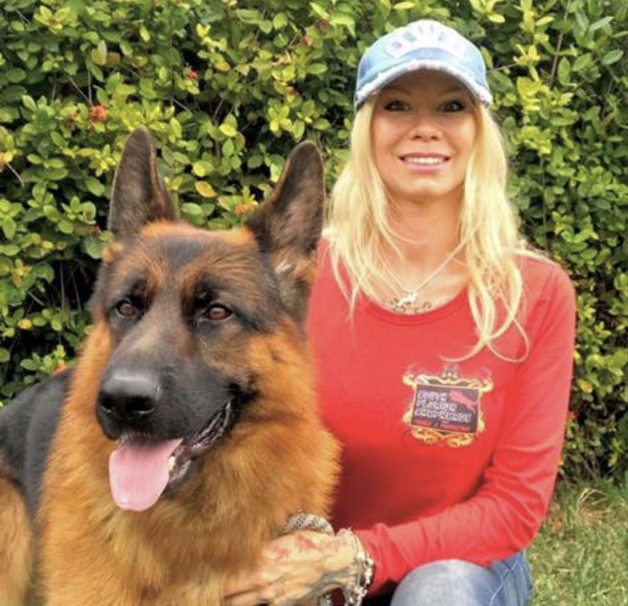 Pin by South Florida Shepherds on Jennifer Forth German