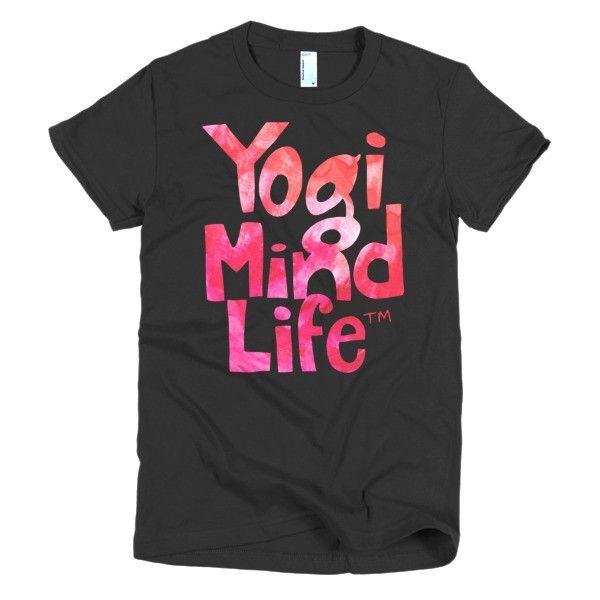 YML Original Red Short sleeve women's t-shirt