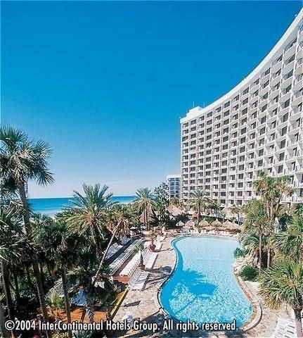 Panama City Beach Holiday Inn Loved Our Stay There It Was A