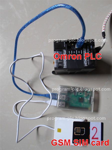 USB Smart Card Reader Connect to Omron PLC USB using Raspberry Pi