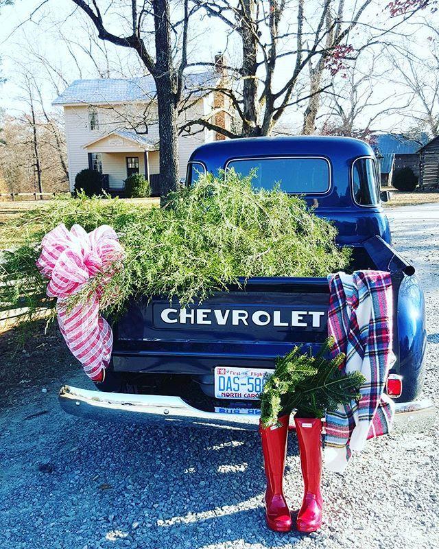 Went tree cutting today.  . . . . . . #mycountryhome #myhousebeautiful #thecottagejournal #iamacountrywoman #farmgirl #lovemyfarm #christmas #christmas2016 #deckthehalls #falalalala #bhgcelebrate #Vicchristmas #tradhomeholiday #30daysofholidays #rslove #christmastree #showusthecolor #picoftheday #iheartchristmas  #plaid #wellies #popsofred #simplesundays #simplesundaypleasures #farmhousefriyay #veranda #verandamag