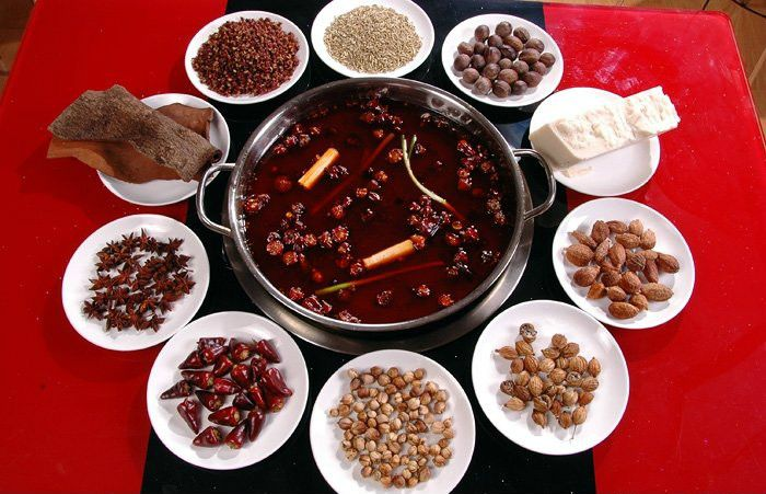 Cuisine sichuanaise le fondue du sichuan huo guo - Fondue vietnamienne cuisine asiatique ...