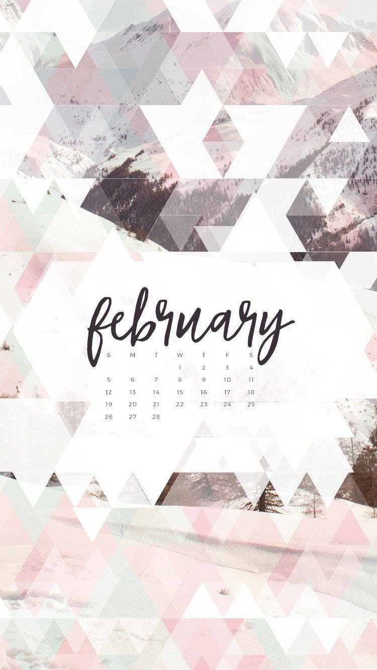 free february 2017 calendar for desktop  ipad  and iphone