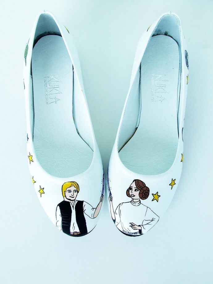 Star Wars El Boyama Babetler Shoes Star Wars Stars