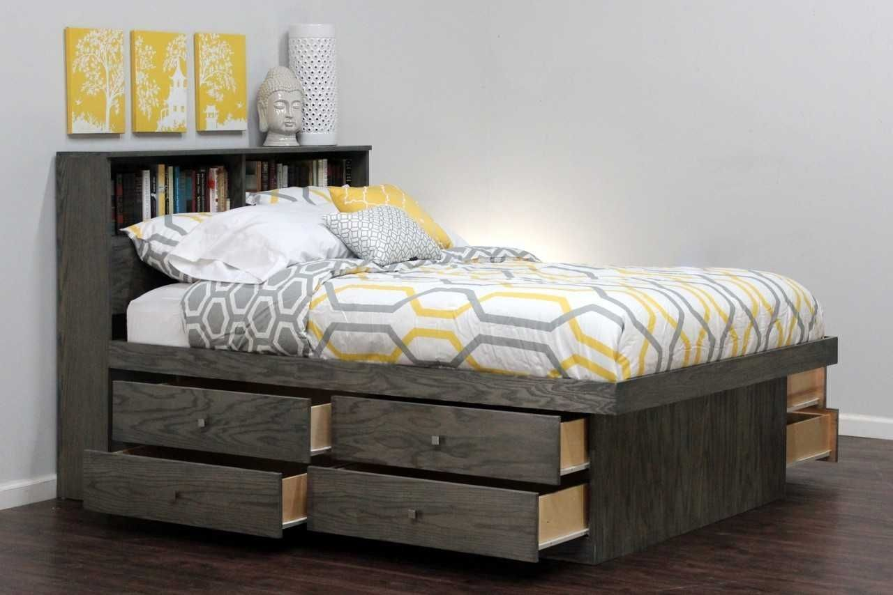 Queen Size Bed Platforms With Drawers | //ezserver.us ...