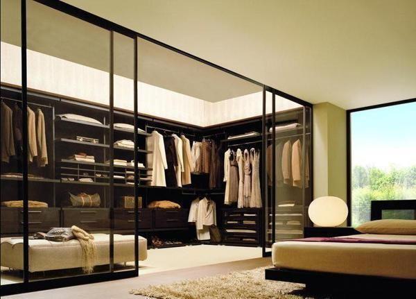 Innovative Schlafzimmer Mit Begehbarem Kleiderschrank #Badezimmer