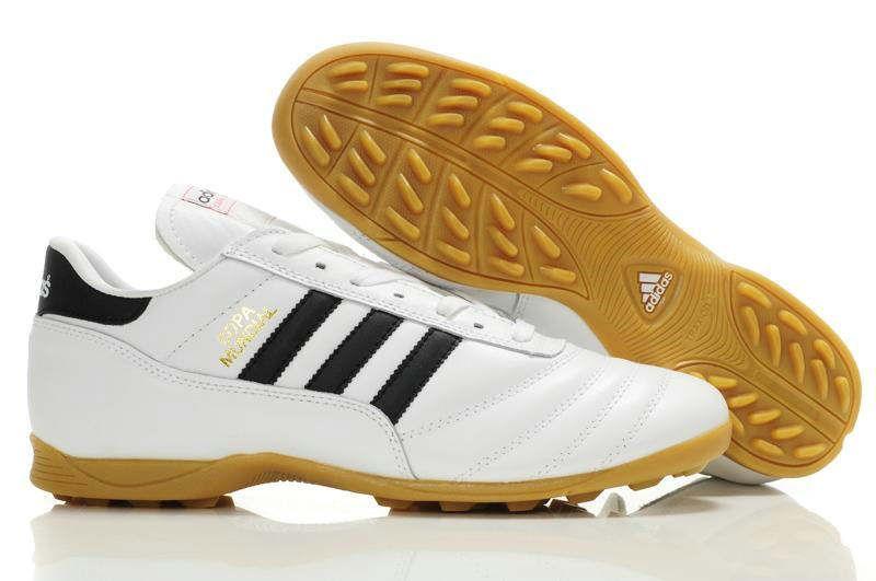 Adidas Copa Mundial TF White Black | Soccer Shoess | Soccer ...