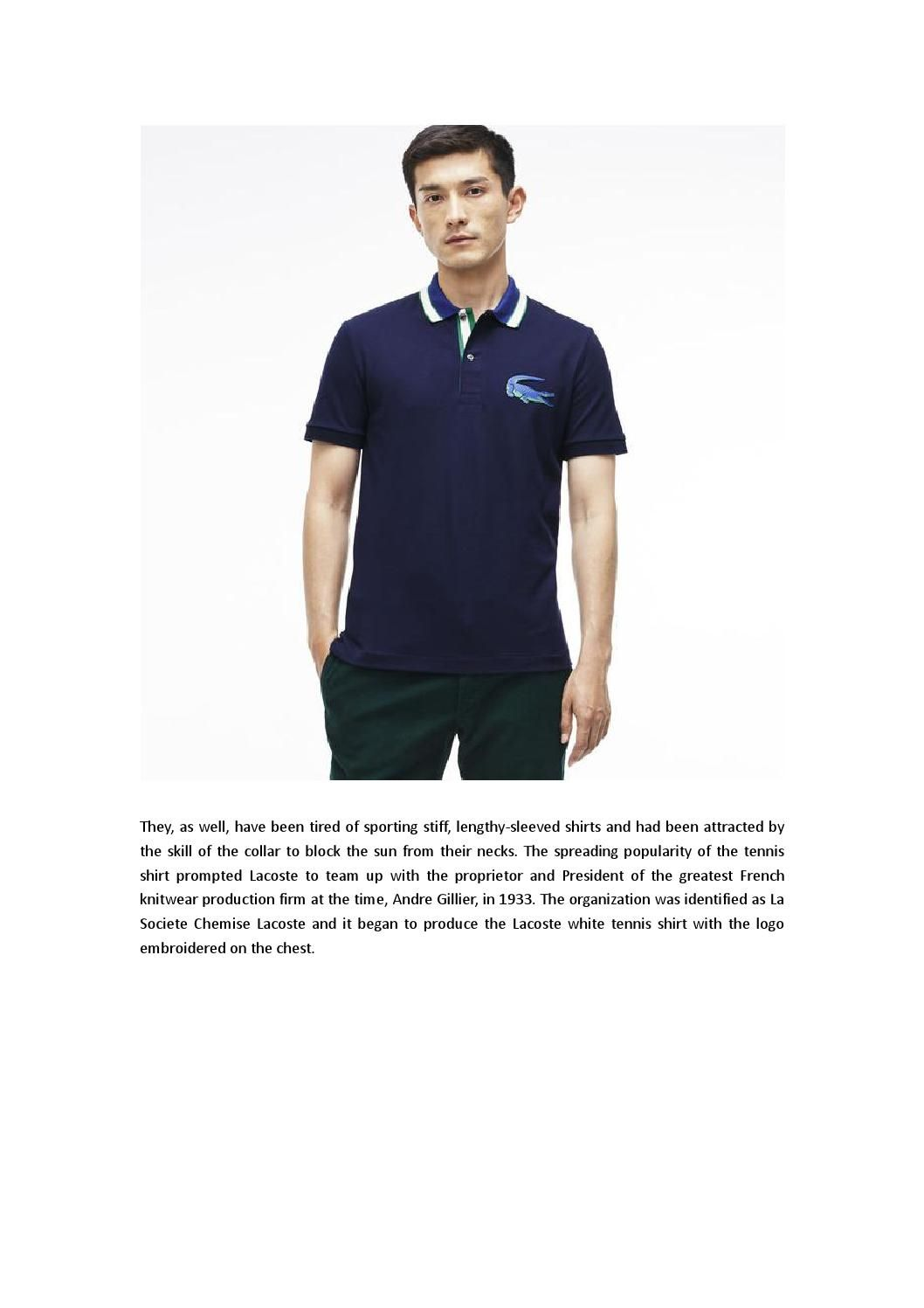 Wholesale Cheap Discount Lacoste Polo Shirts At
