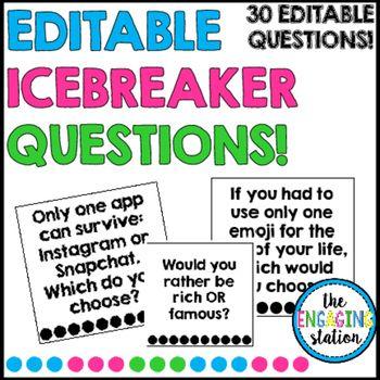 pof ice breakers