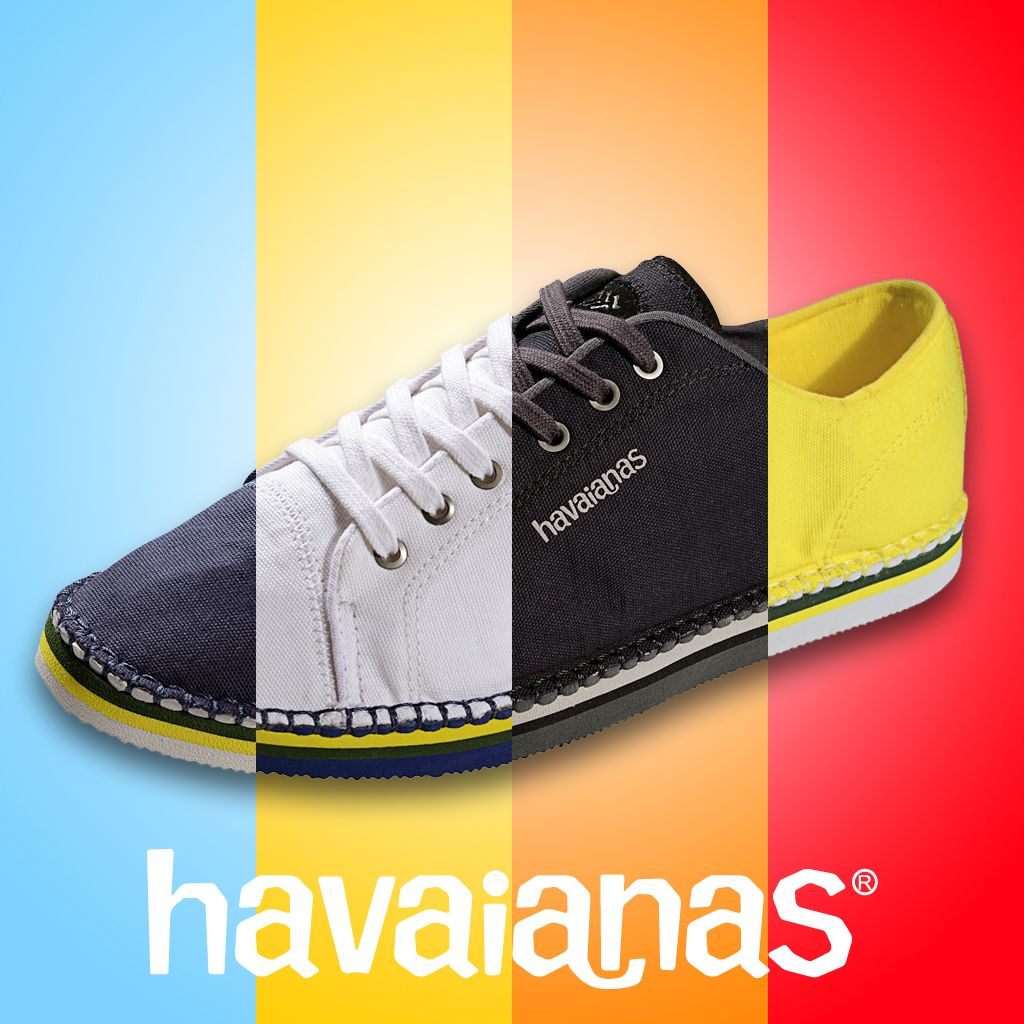 260d174bc2da Introducing  Havaianas sneaker collection. Keep  summer in your sole all  year round!