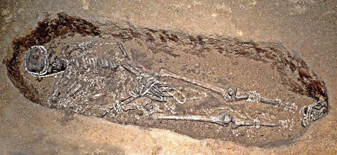 Prehistoric Marriage  Stone Age Humans Stopped Family