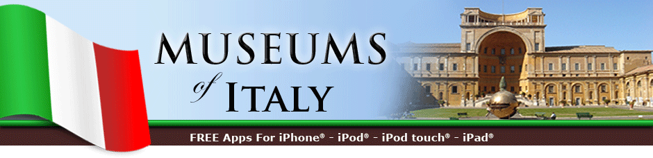 Italy Museums Free iPhone App