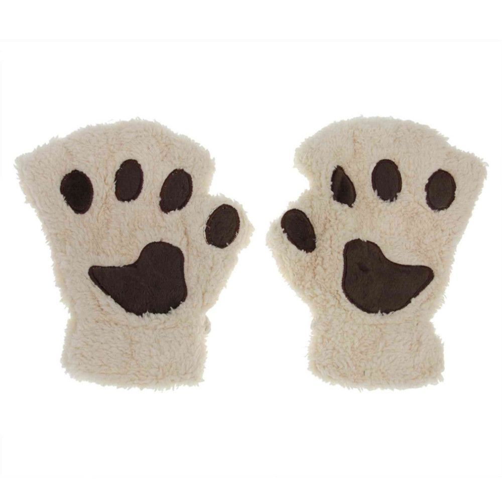 Cat Lovers Cat Paw Gloves