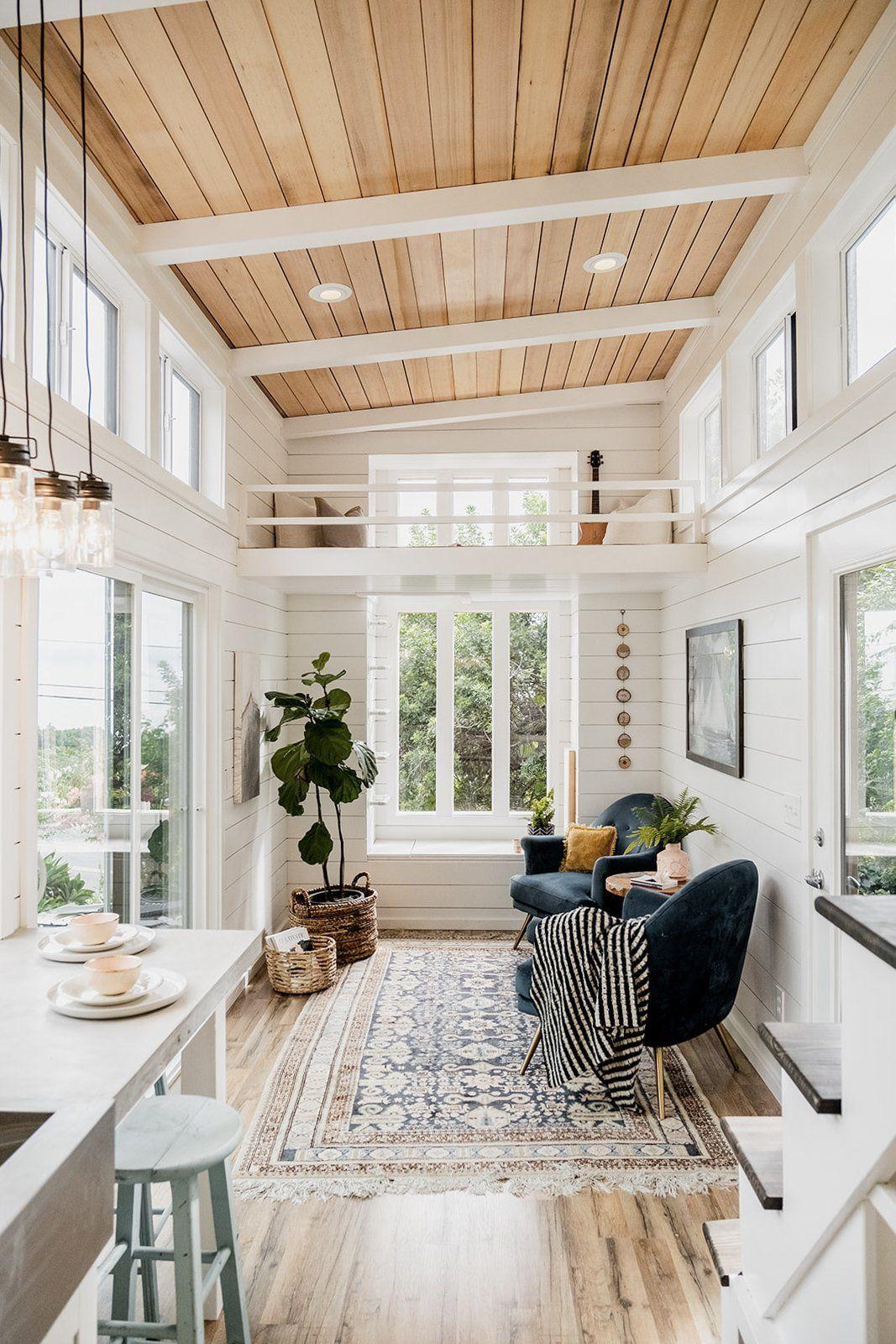 Photo of Cette jolie tiny house de 23m2 a été construite en 25 jours (et vous pouvez vous offrir son plan) – PLANETE DECO a homes world