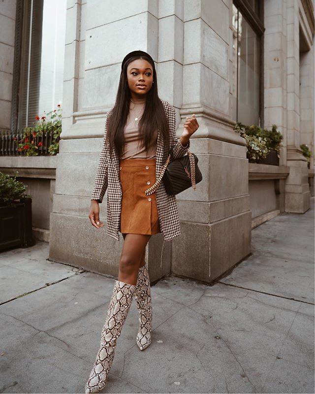 20 Female Black Influencers to Follow in 2020 -   23 fall outfits 2020 for black women ideas