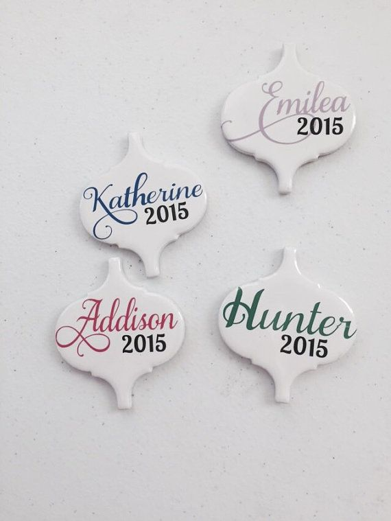 Personalized Ceramic Tile Christmas by ...
