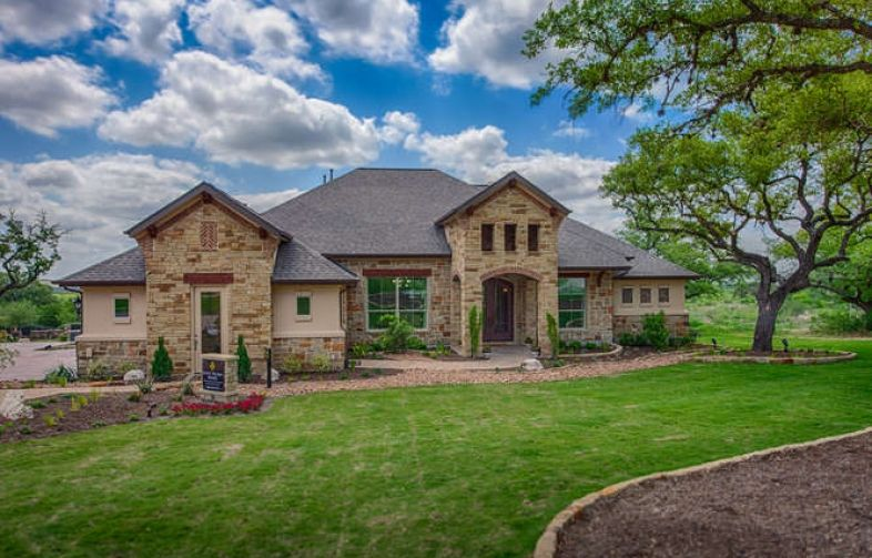 Home Builder In New Braunfels Havenwood At Hunters