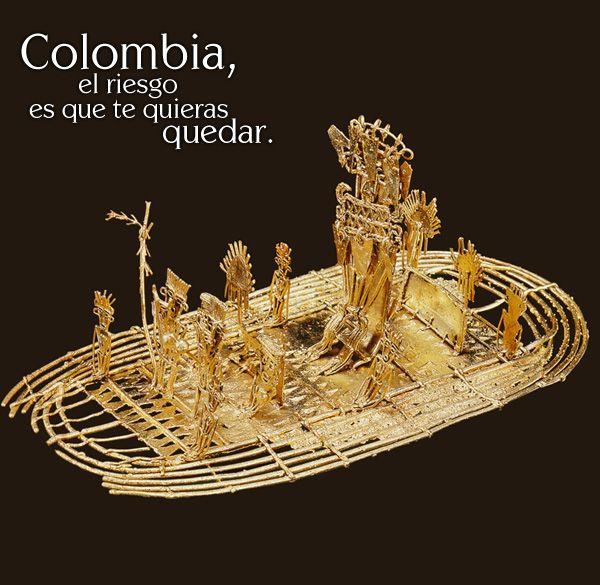 Museo del Oro, Bogota Colombia