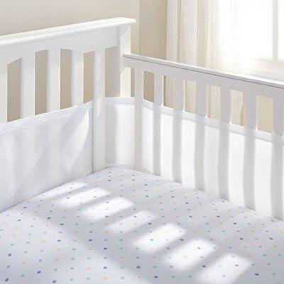 Luftdurchlässiges Babynest, Weiß