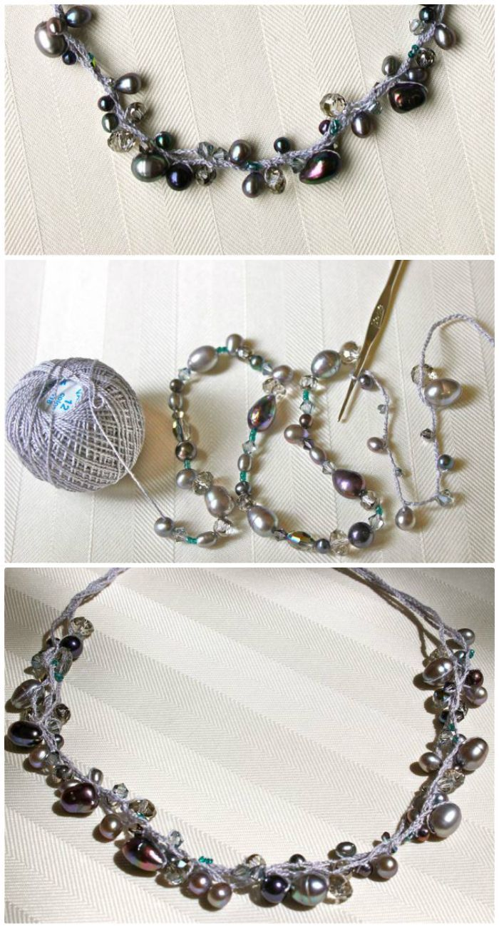 19 Free Crochet Jewelry Patterns To Change Your Fashion ...