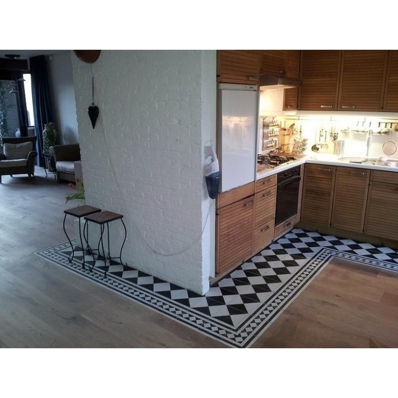 Cementowe kafle podłogowe Bekele 20x20 cm in 2020 Floor