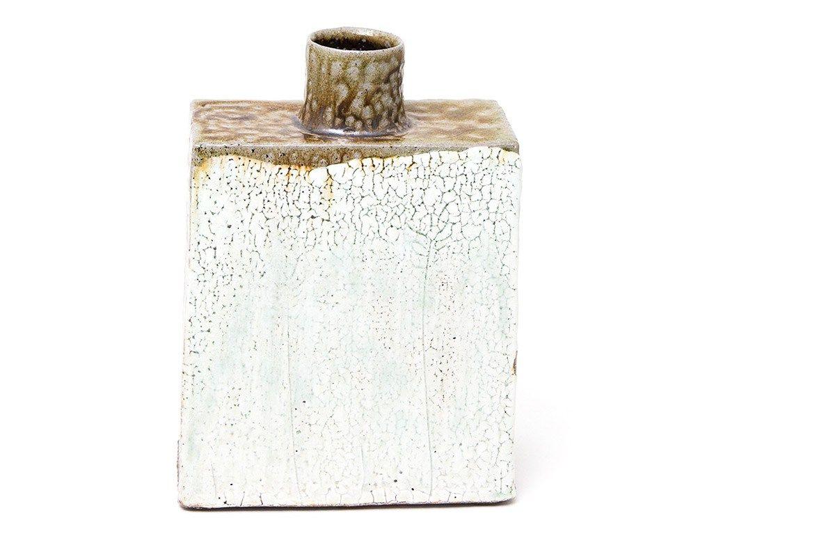 Anne-Mette-Hjortshoj de corta cuadrados botella