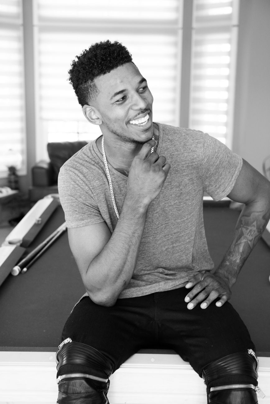 nick young | guy, man candy and eye candy