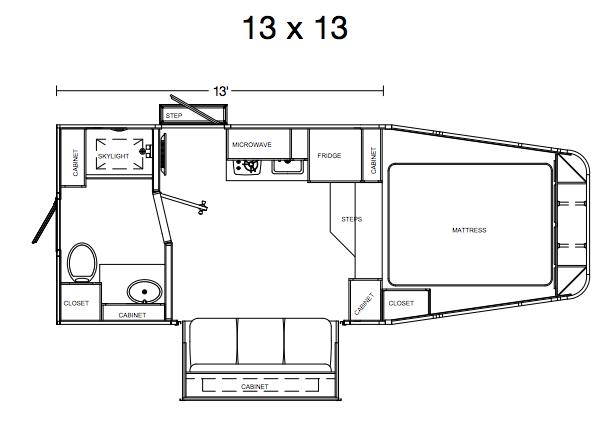 Floorplans Specs Horse Trailer Living Quarters Floor Plans Trailer Living
