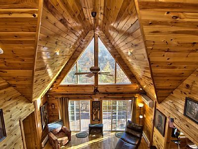 Mount Pocono Cabin Rental Log Cabin 5br 4ba 100 Theatre Tv Hot Tub Pinball Pool Table Fire Pit Homeaway House Rental Cabin Vacation Rental