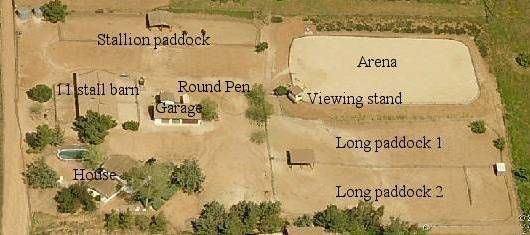 Five Acre Horse Farm Layout Google Search Horses